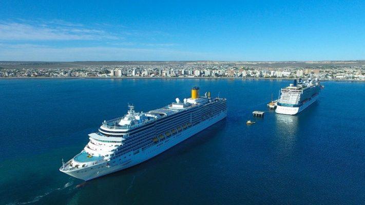Viajes de cruceros registran caída de 53% durante primer semestre debido al Covid-19