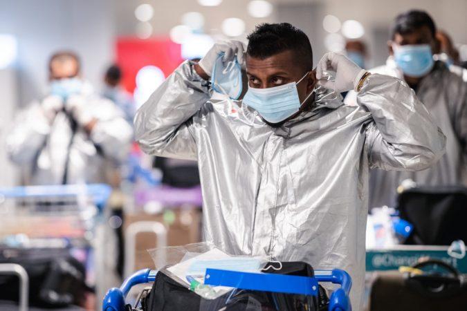 10 mil trabajadores marítimos de Singapur recibirán vacuna contra el Covid-19  antes de febrero