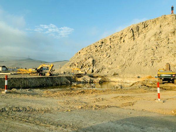 Ositran supervisa reinicio de obras portuarias, aeropuertos, vías y ferrovías del Perú