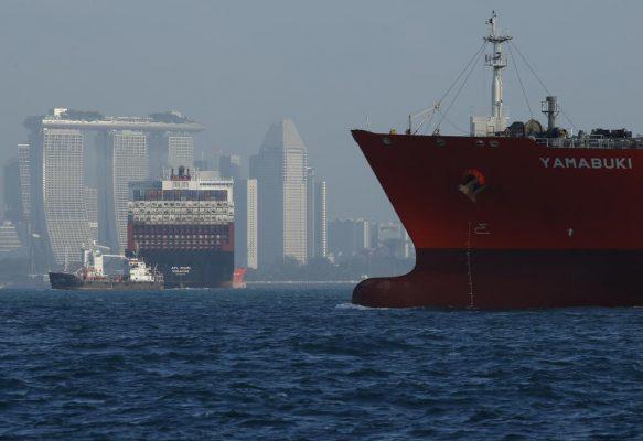 Singapur conserva el primer puesto como centro de envío internacional por séptimo año consecutivo