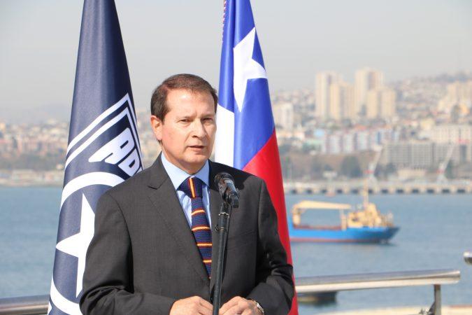 "José Ignacio Palma: ""Una Aduana Inteligente"""