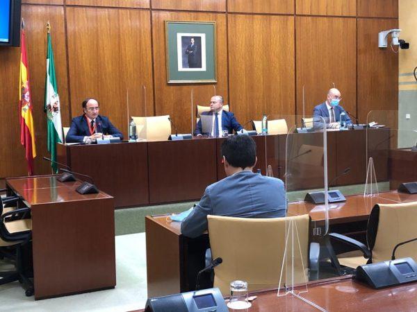 Autoridad Portuaria Bahía de Algeciras pide impulsar ferrocarril para la recuperación económica
