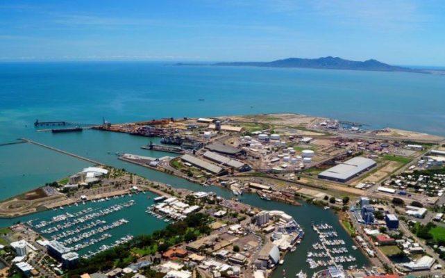Australia: Puerto de Townsville envía exportaciones de carne a Asia