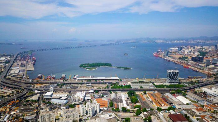 Docas do Rio bate recorde de faturamento nos portos em agosto