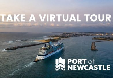 | Video | Tour virtual por el puerto australiano de Newcastle