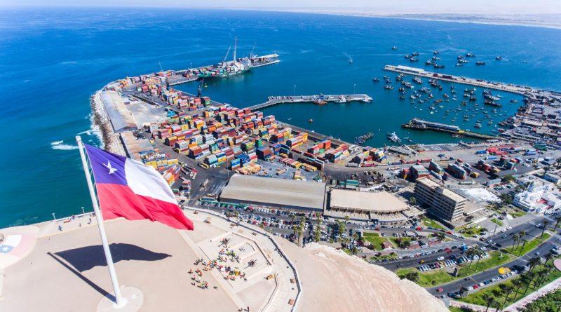 Terminal Puerto Arica podrá recibir naves del tipo Post Panamax Plus en 2021  - PortalPortuario