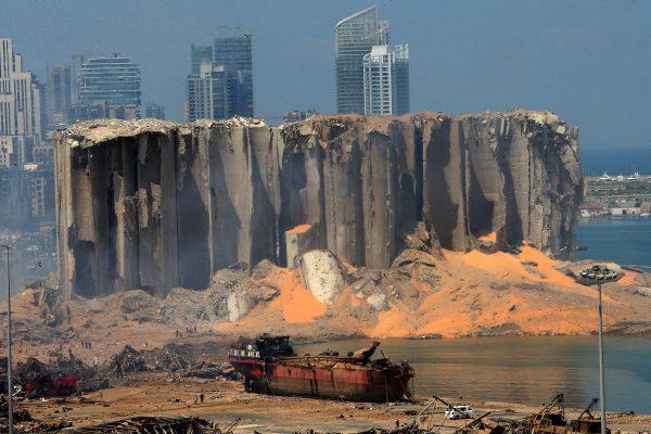 Alemania presentará propuesta millonaria para reconstruir Puerto de Beirut