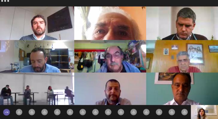 Cotraporchi participa en charla del IST sobre Covid-19