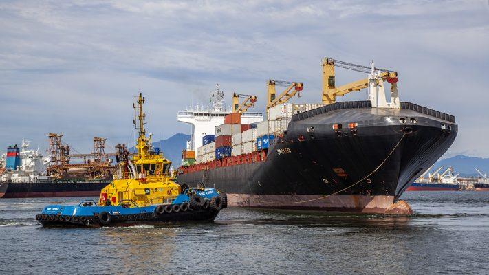Brasil: Portos do Paraná fomenta las operaciones de cabotaje