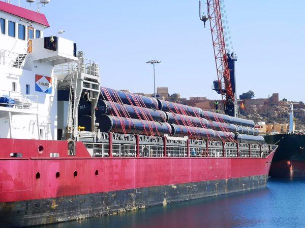 España: Puertos de la APA muestran alza de 0,8% en sus exportaciones