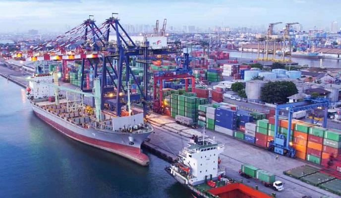 Transporte marítimo de Indonesia pierde 822 millones de dólares en el primer semestre debido a la pandemia