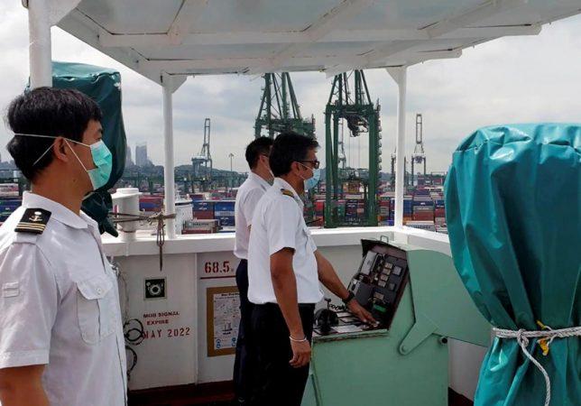 OMI aplaude resolución de la ONU que destaca a la gente de mar como trabajadores clave