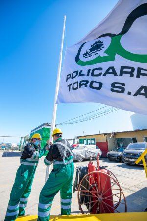 Galería: Puerto San Antonio entrega concesión del Muelle Policarpo Toro
