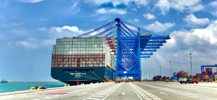 Ghana: MPS adquiere el sexto escáner de contenedores para el Puerto de Tema