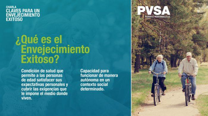 Puerto Ventanas realiza actividades virtuales para los adultos mayores de Puchuncaví