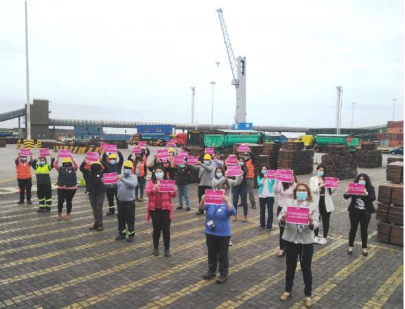 Más de 40 trabajadoras de ATI se realizan mamografía en campaña preventiva