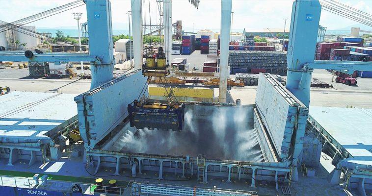 Port of Townsville destaca a MMG por exportar un millón de toneladas de concentrado de zinc en tres años