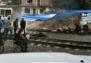 Bloqueos ferroviarios reducen los ingresos del gobierno mexicano