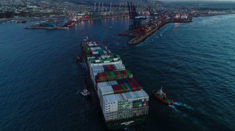 Contenedores movilizados por puertos de Región de Valparaíso aumentan 21,6%  en enero - PortalPortuario