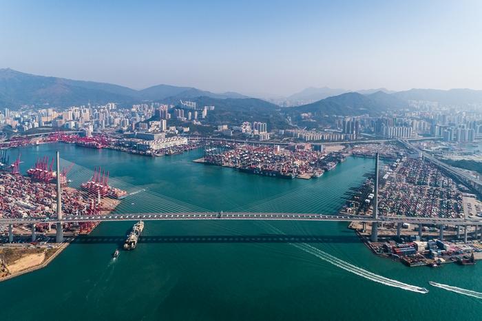 Más del 80% de las cerezas chilenas ingresan a China a través de los terminales de Hong Kong Seaport Alliance