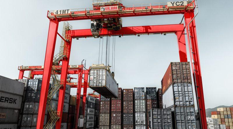 Kalmar planea transferir parte de su ingenería de grúas en China a Etteplan  - PortalPortuario