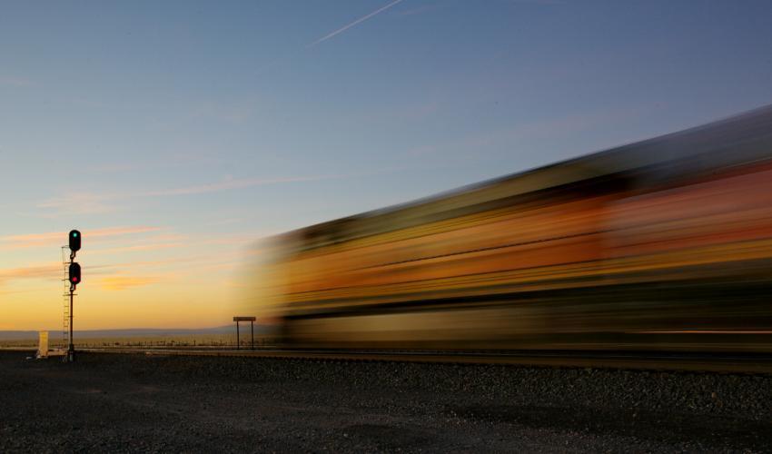 México muestra interés en lograr mayor cooperación ferroviaria con Alemania y China