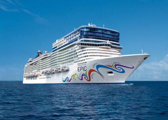 NCL extiende pausa de sus cruceros hasta fines de marzo