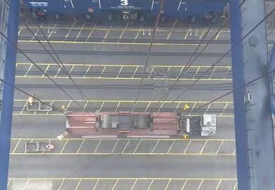 |Video| Gruero cuenta cómo es el trabajo portuario desde la STS N° 3 de STI