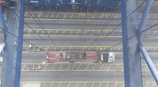  Video  Gruero cuenta cómo es el trabajo portuario desde la STS N° 3 de STI