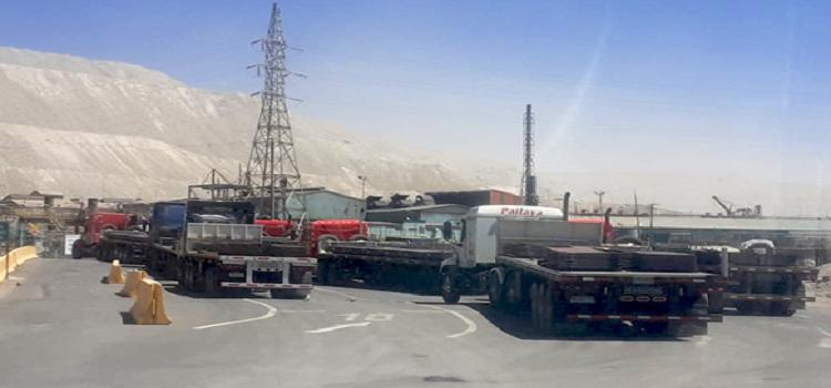 Camioneros denuncian prácticas monopólicas de navieras en cargas mineras  del norte de Chile - PortalPortuario