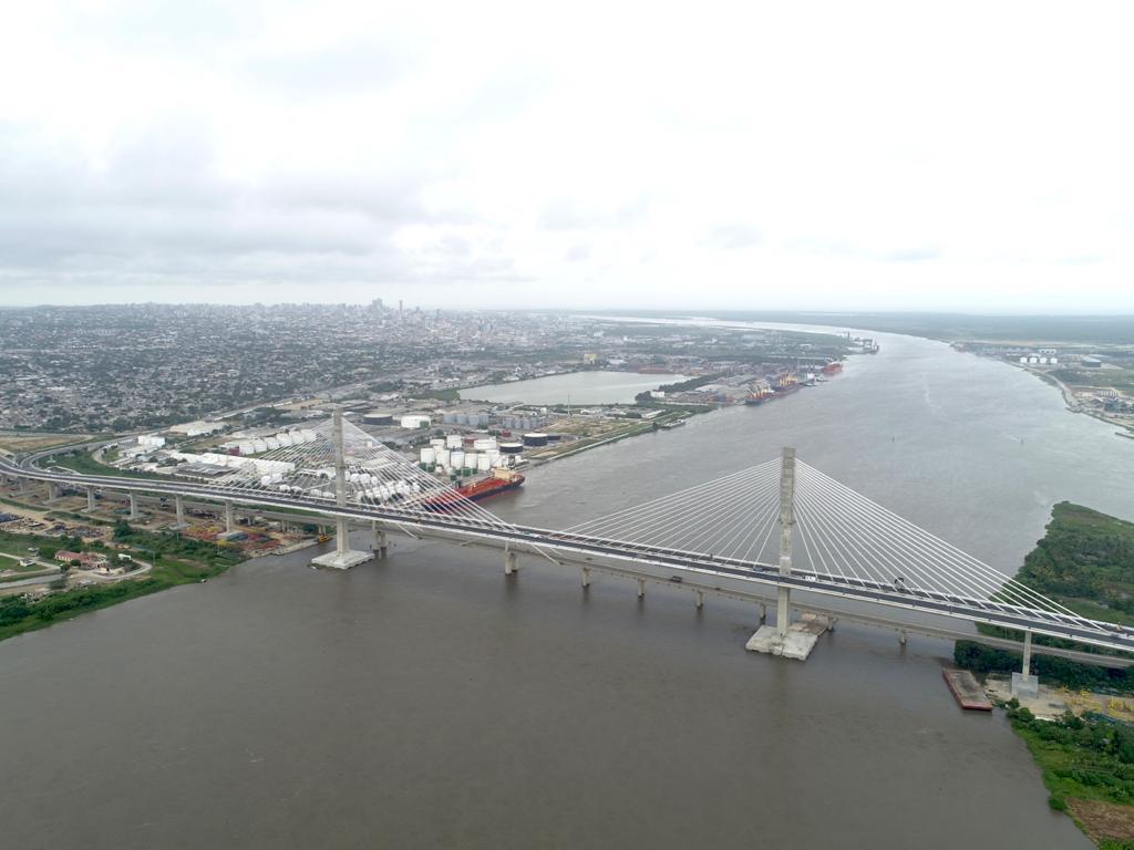 Establecen nuevos calados en el canal de acceso al Puerto de Barranquilla