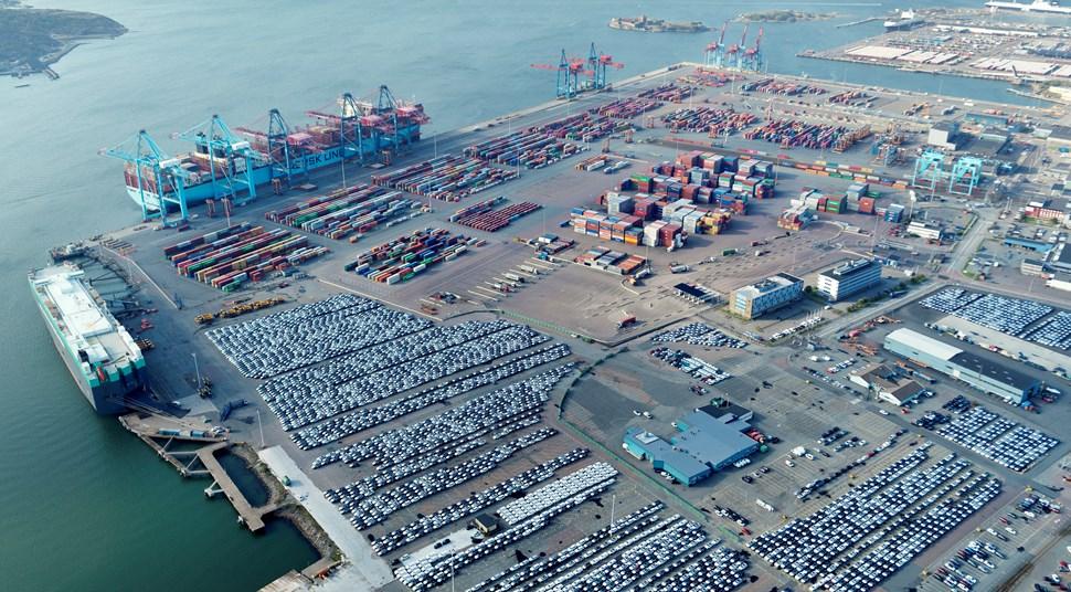 Sea-Cargo tendrá nuevo servicio semanal desde Puerto de Gotemburgo a Noruega y Polonia