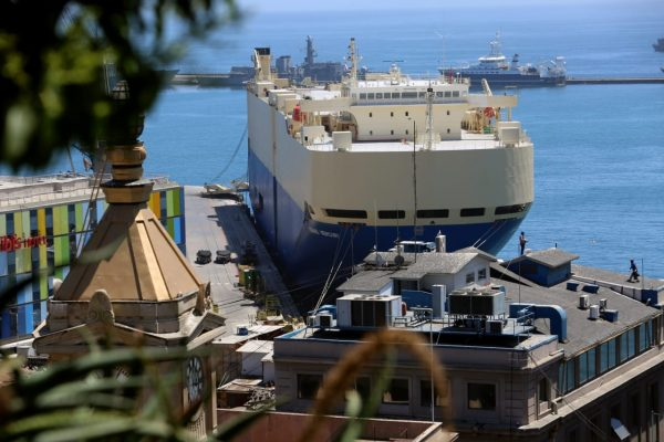 Región de Valparaíso presenta aumentos en el movimiento de sus cargas en febrero