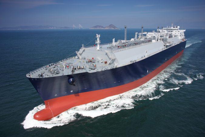 Samsung Heavy Industries recibe pedido para construir transportador de GNL y un buque tanque