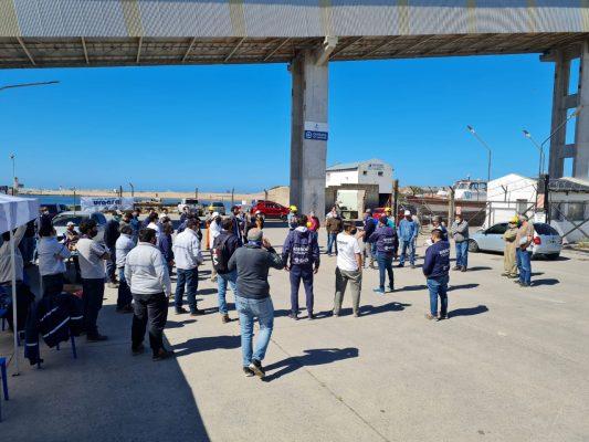 Recibidores de granos argentinos destacan alta adhesión a paralización