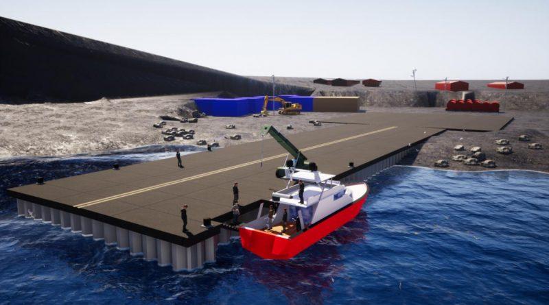 Consejo Regional de Magallanes aprueba 2.489 millones para cofinanciar  construcción de infraestructura portuaria en Antártica chilena -  PortalPortuario