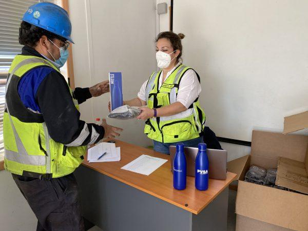 Puerto Ventanas elimina el uso de botellas plásticas