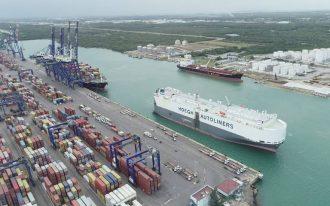 México: Puerto de Altamira mueve 17,8 millones de toneladas de carga en 2020  - PortalPortuario