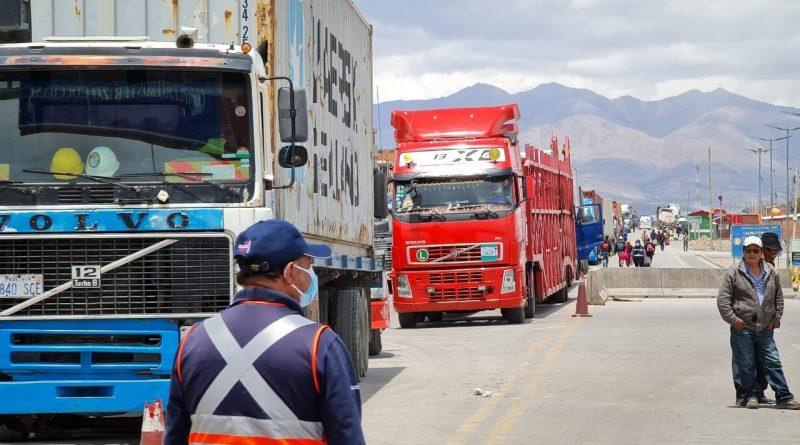 Movimiento de carga terrestre en la Región de Tarapacá crece 22% durante  2020 - PortalPortuario