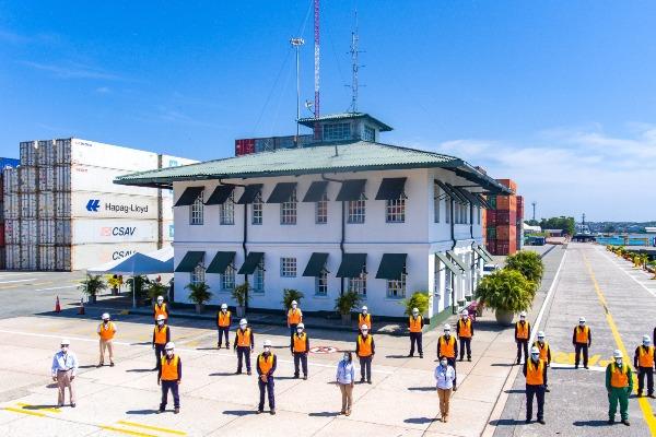 Colombia: Reconocen a entidades portuarias de Cartagena como mejores  lugares para trabajar - PortalPortuario