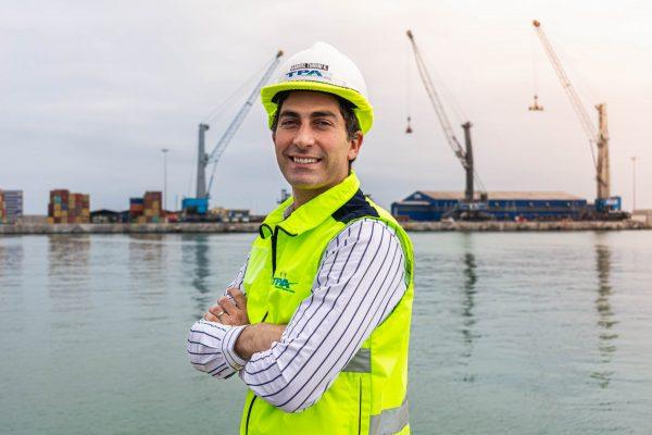 """Gabriel Tumani: """"El 2021 parte con nuevos desafíos y nuevos clientes en TPA"""""""