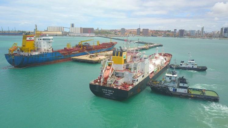 Movimiento en puertos públicos de Brasil crece 5,68% en 2020 -  PortalPortuario