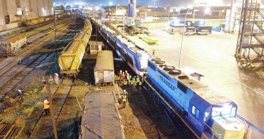 Traslado trenes San Antonio (3)