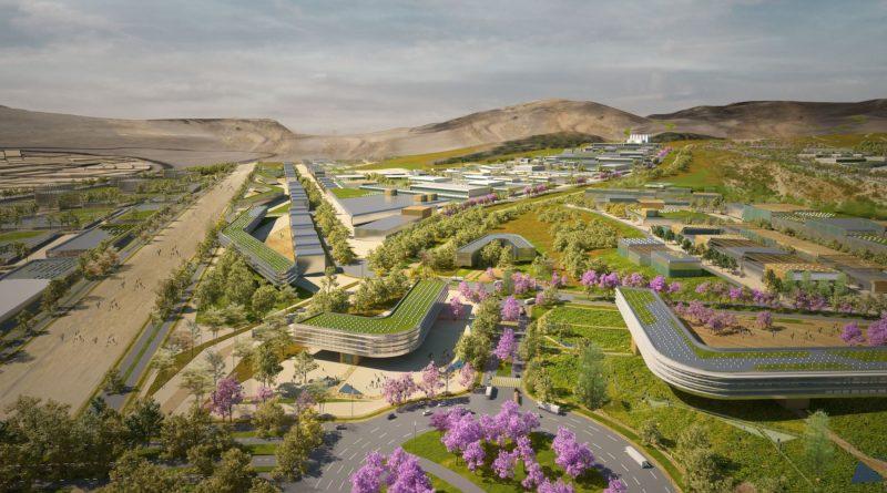 Resultado de imagen de Perú promueve inversiones para parque industrial que se ubicará entre los puertos de Chancay y Callao