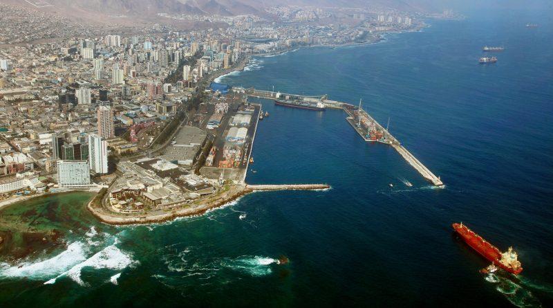 Resultado de imagen de Puerto Antofagasta fortalecerá su actividad logística durante 2021