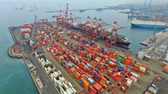 Perú: Construcción de carreteras y mejoramiento de puertos permitirán  reducir costos logísticos según autoridad - PortalPortuario