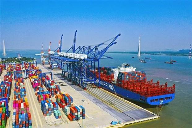 Exportaciones de Vietnam suben en primeros cuatro meses de este año