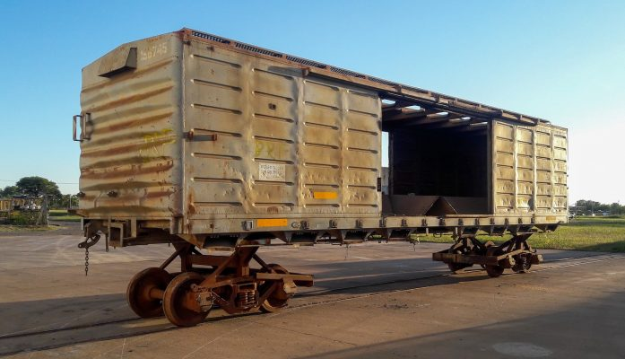 Argentina: Repararán un centenar de vagones abandonados en talleres ferroviarios