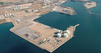 España: Puerto de Sagunto reducirá 54% su consumo energético con instalación de luminarias LED