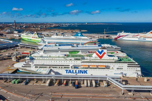 Estonia: Tallink Grupp inicia acciones legales contra el Puerto de Tallin